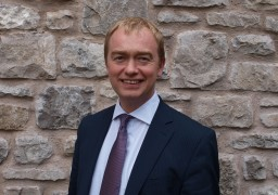 Rt Hon Tim Farron MP Liberal Democrat leader
