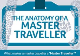 Anatomy of a master traveller