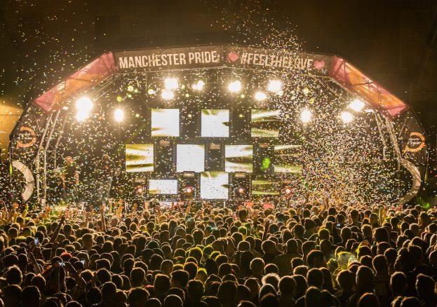 Manchester Pride 2014 - Anastacia