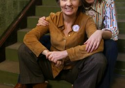 4 Judy Holt as Mo and Emily Spowage as Mary Winter in Burnleys Lesbian Liberator - photo by Shay Rowan